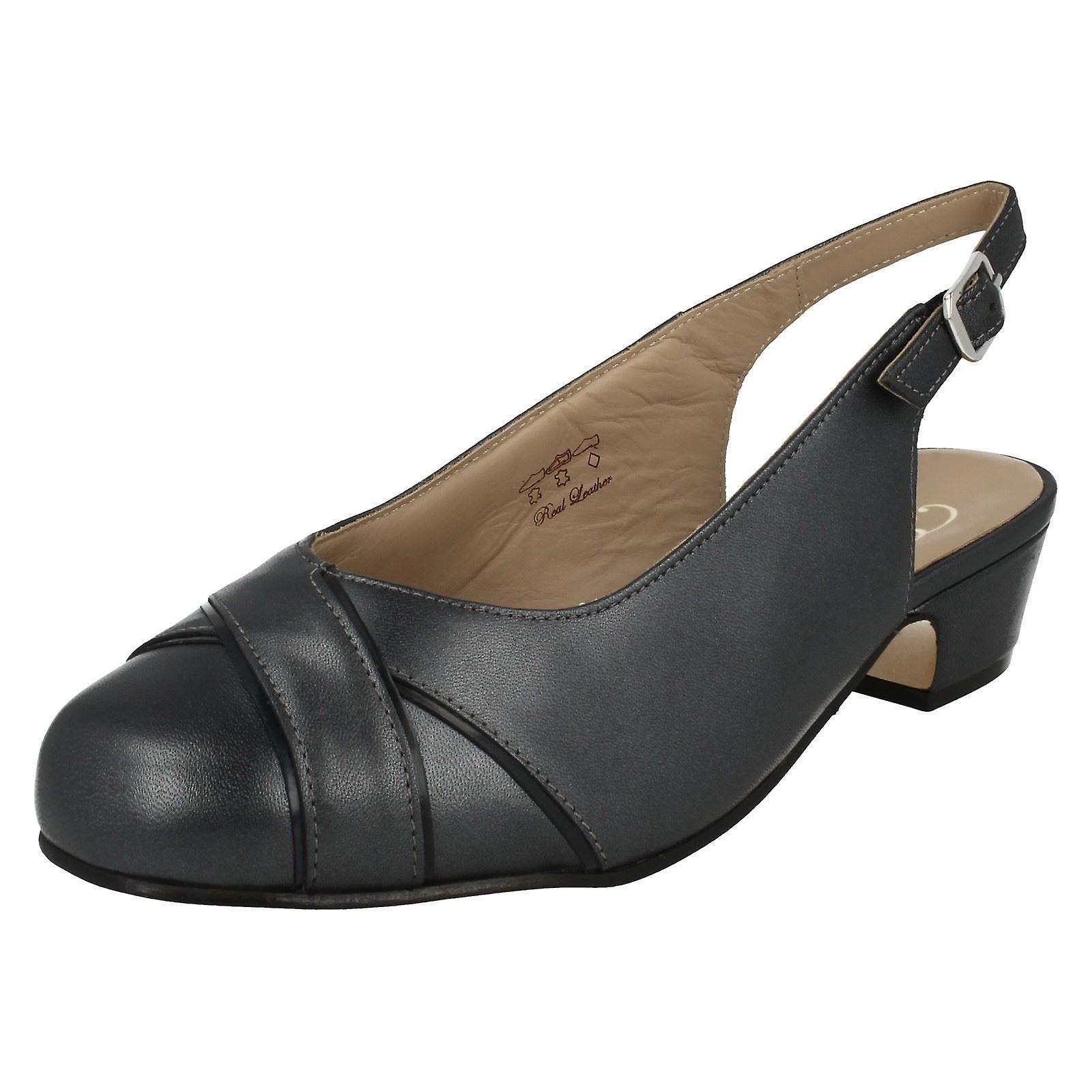 Equity scarpe plateau basso con tacco Ladies Cressy wXkN0P8OZn