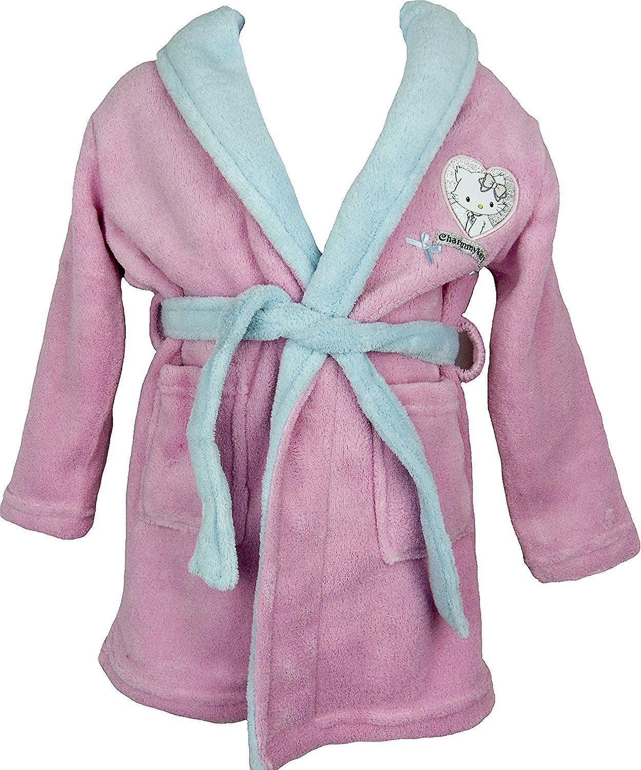 78dd3141d Charmmy Kitty Hello Kitty Girls Dressing Gown / Bathrobe | Fruugo