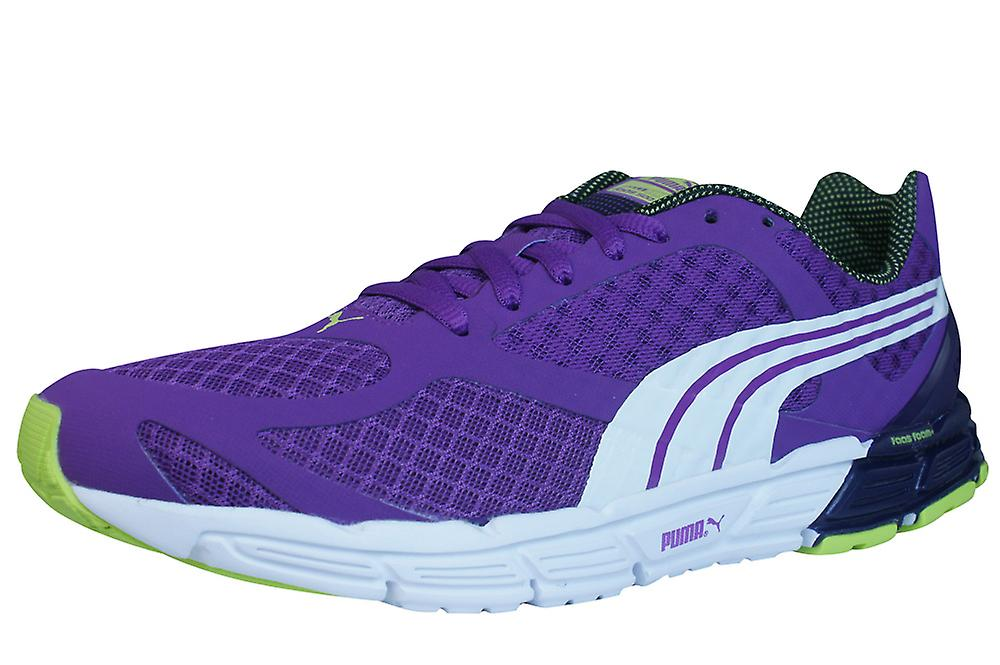 Puma Faas 500 S Womens Running Trainers - Shoes - Grape  cabb1f8df8
