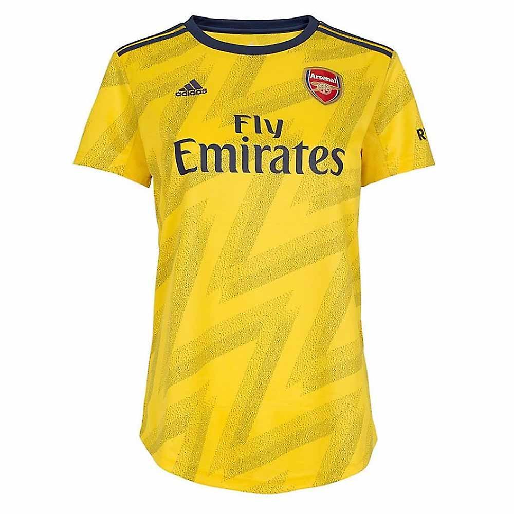 the latest d6b09 b1180 2019-2020 Arsenal Adidas Womens Away Shirt