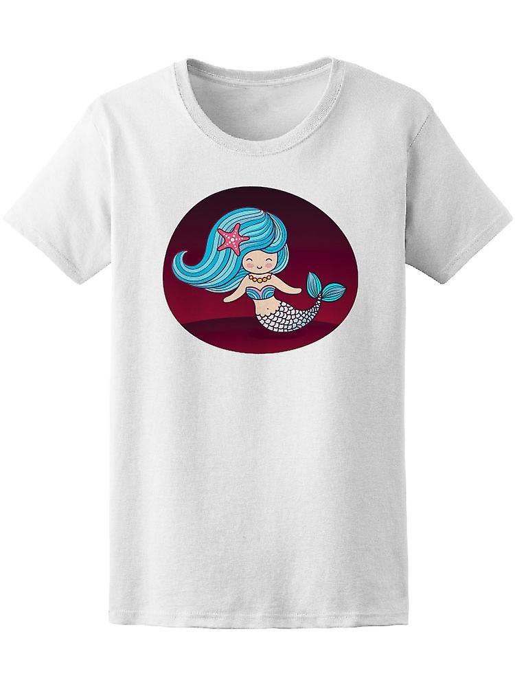 Havfrue Sport T skjorte for kvinner   Spreadshirt