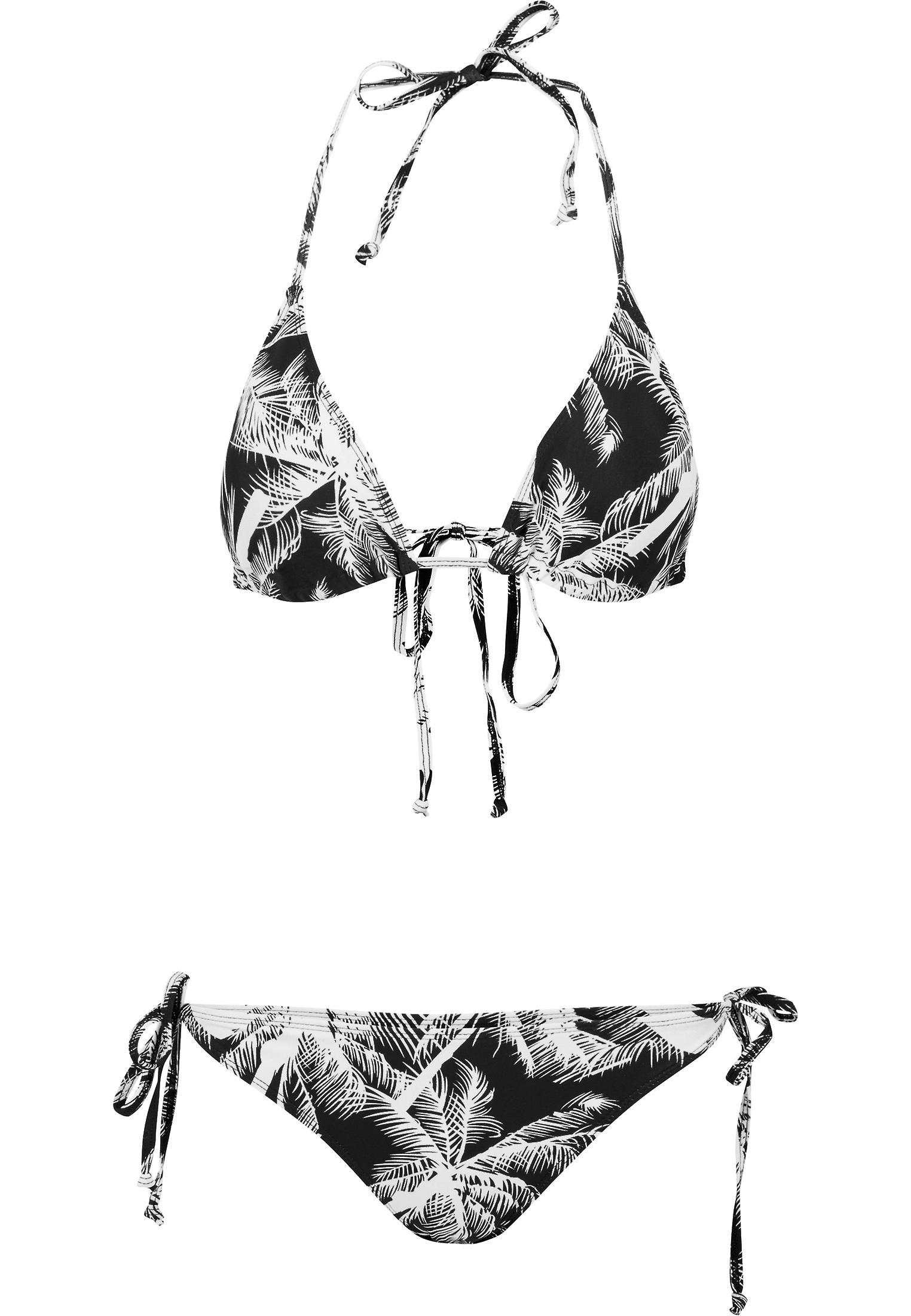 36bc1e3981fb6b Urban Classics Women's Bikini Set Palm