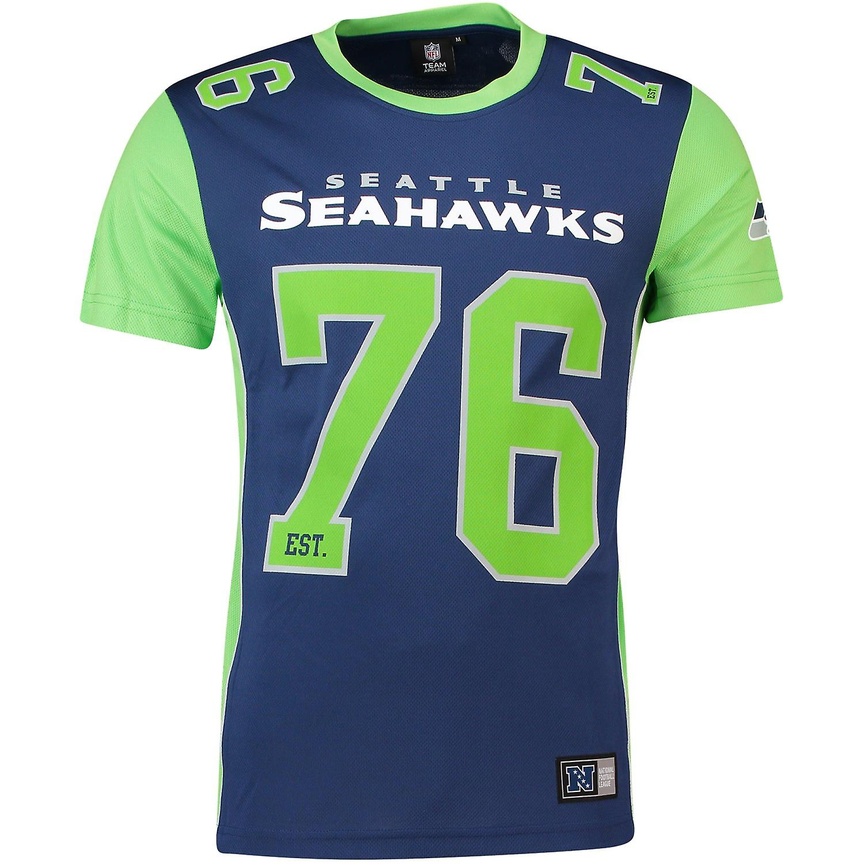 best service ec7c8 258a2 Majestic mesh polyester Jersey shirt - NFL-Seattle Seahawks