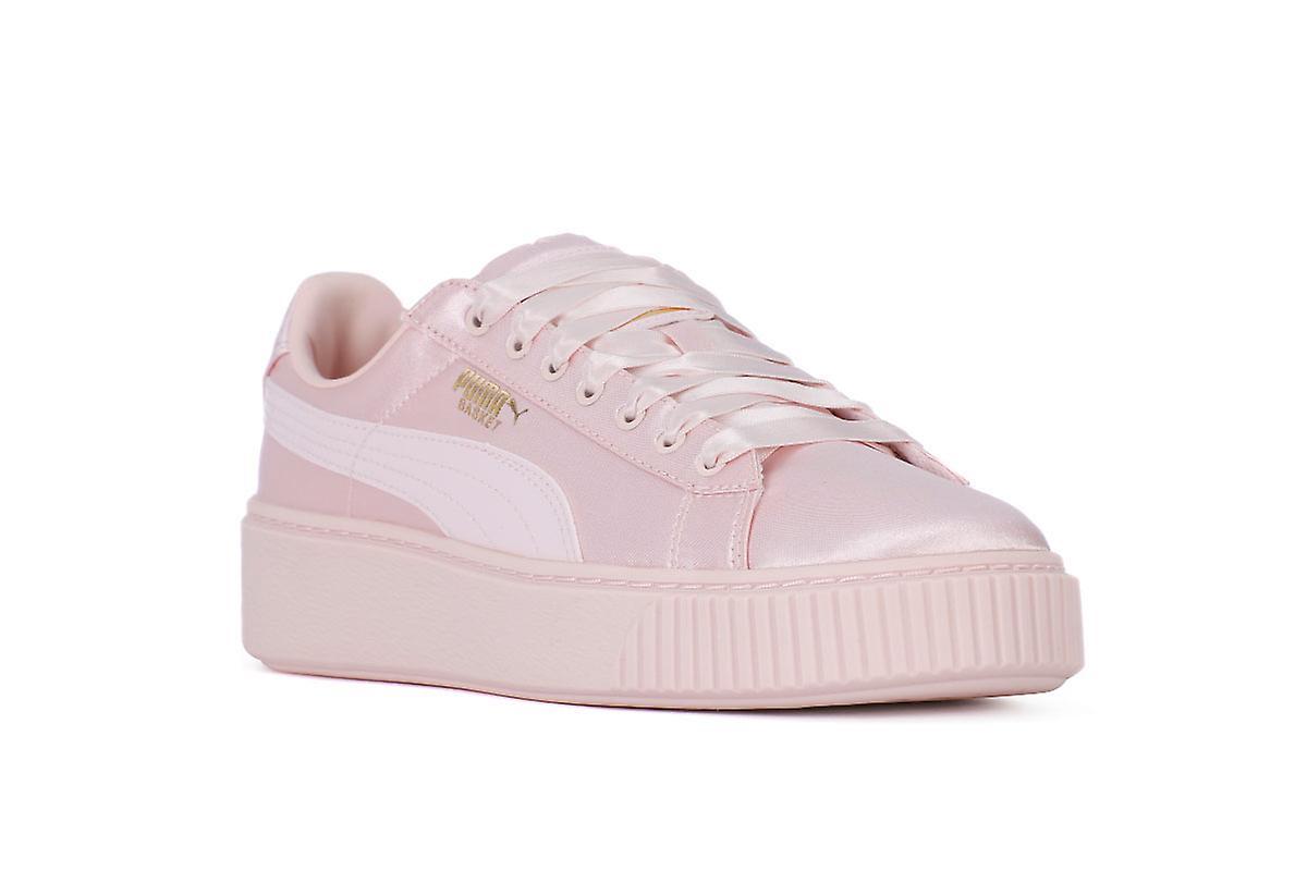 wholesale dealer 50a5c 79960 PUMA basket platform tween jr fashion sneakers