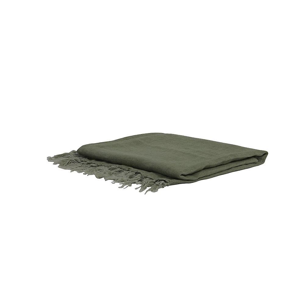 Reebok Cl Leather Løpesko Cordura Modern Olivengrønne Chalk
