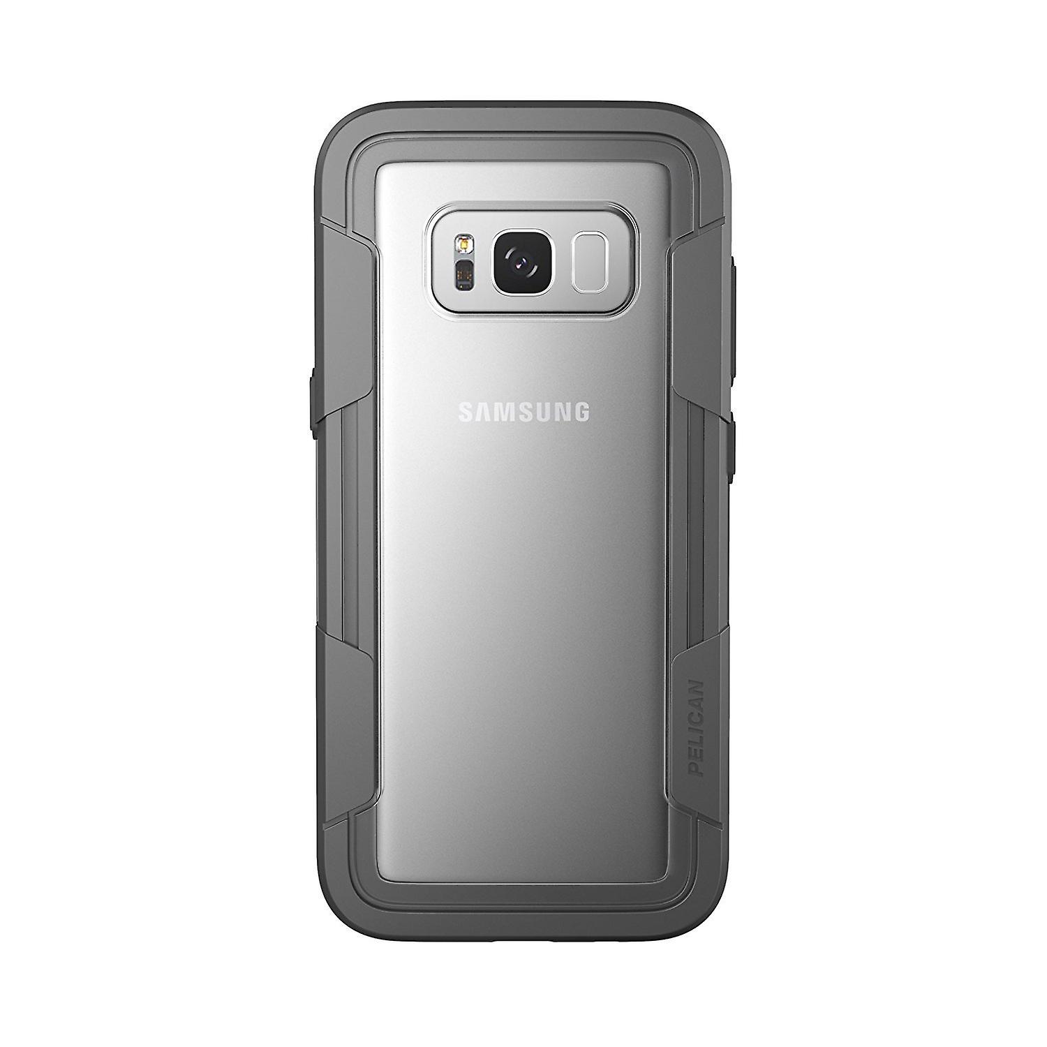 the latest 16a6f ad500 Pelican Voyager Case for Samsung Galaxy Note 8 - Clear/Grey