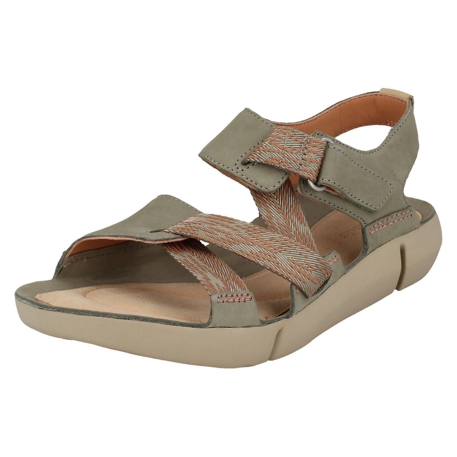 Damen Clarks sportliche Sandalen Tri Klee