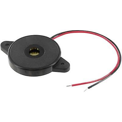 PSOT3080L Mini buzzer Noise emission: 80 dB Voltage: 30 V Continuous  acoustic signal 1 pc(s)