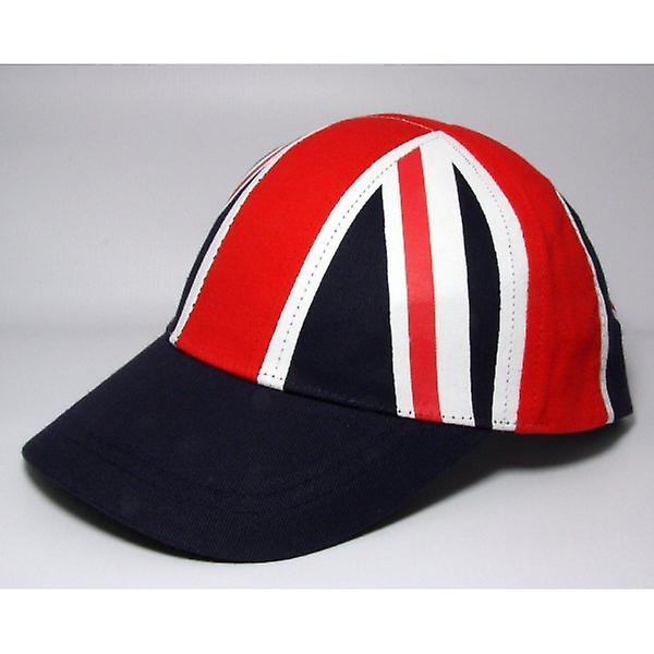 6733aab1497 Union Jack Wear Kids Union Jack Baseball Cap