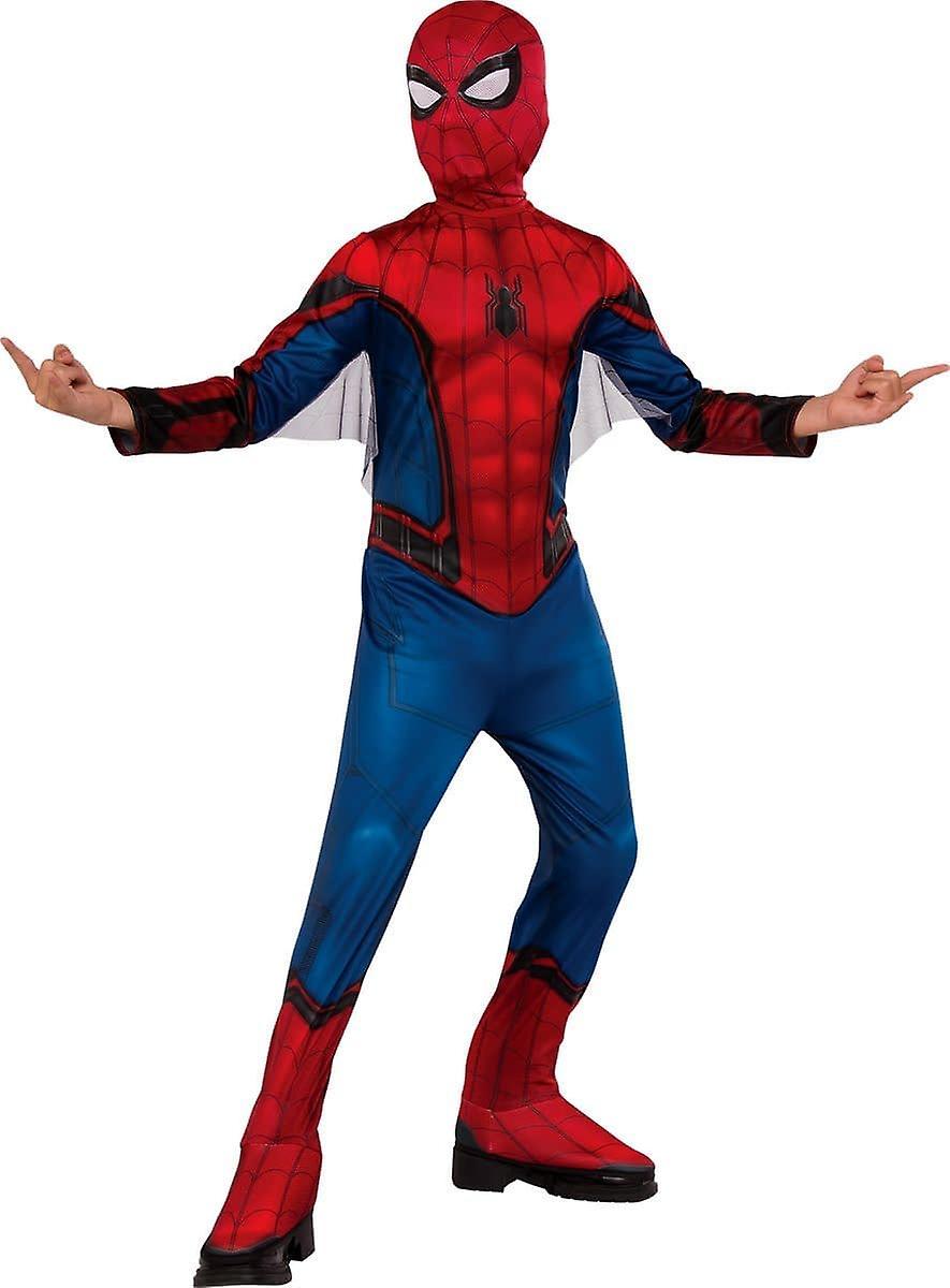 Spiderman barn dräkt