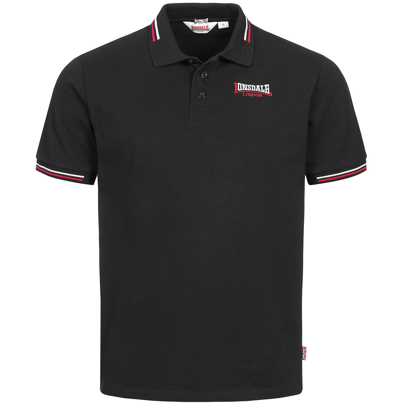 san francisco uusin muotoilu ensimmäinen katsaus Lonsdale miesten poolo paita Winstanley