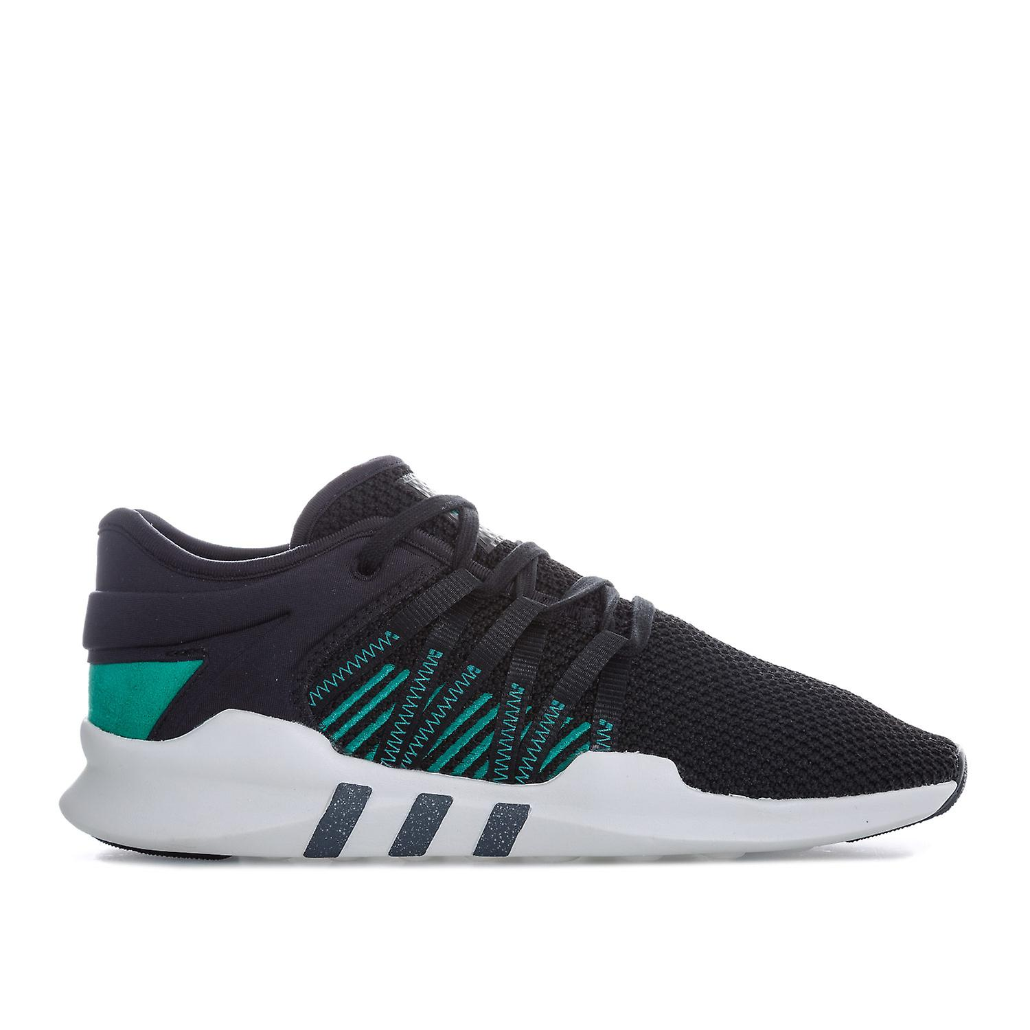 huge selection of 6698b 31611 Womens adidas Originals Eqt Racing Adv Trainers In Core Black, Sub Green