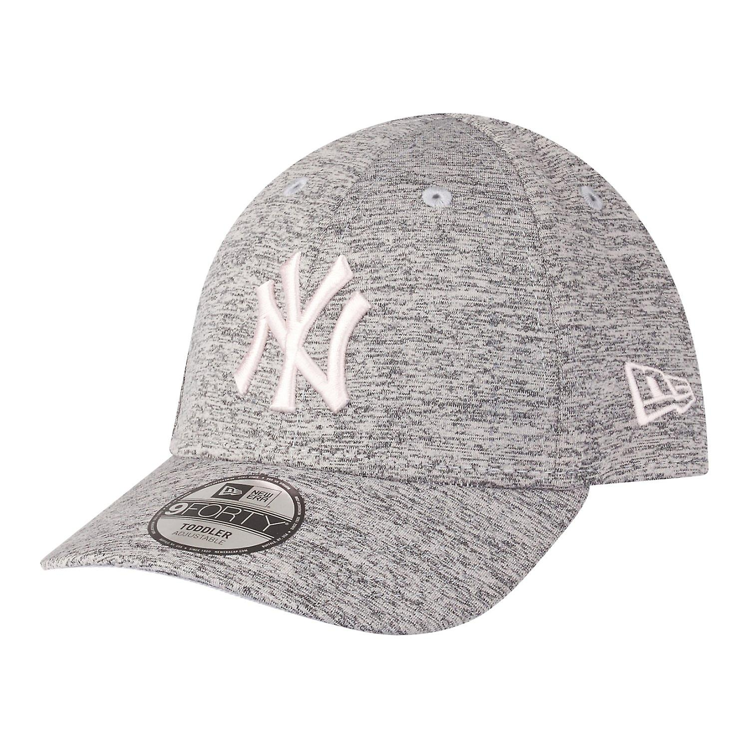 4774d2a5 New era 9Forty JERSEY girl KIDS Cap - NY Yankees grey