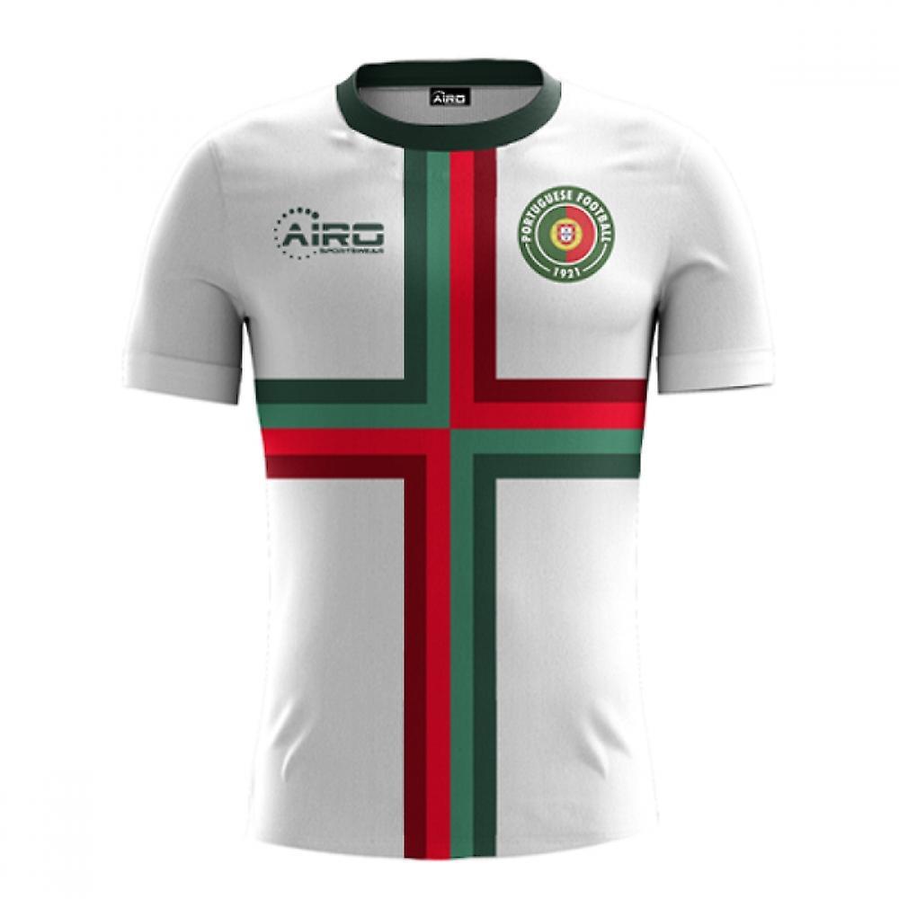 2018 Lejos De Concepto Camiseta Fútbolniños Portugal 2019 QrsdthBCx