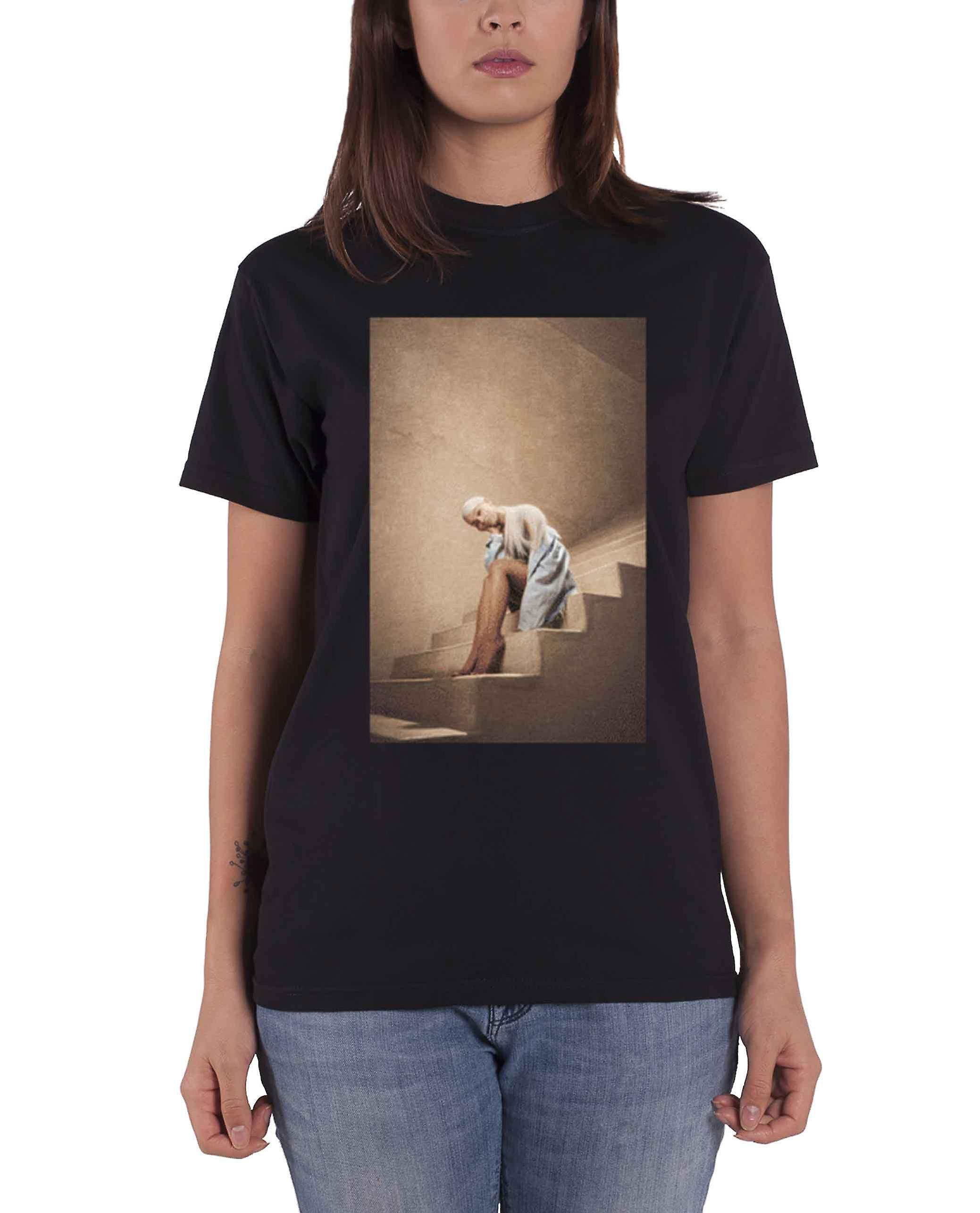 Official T Shirt ARIANA GRANDE Black /'Staircase/' Sweetener Album All Sizes