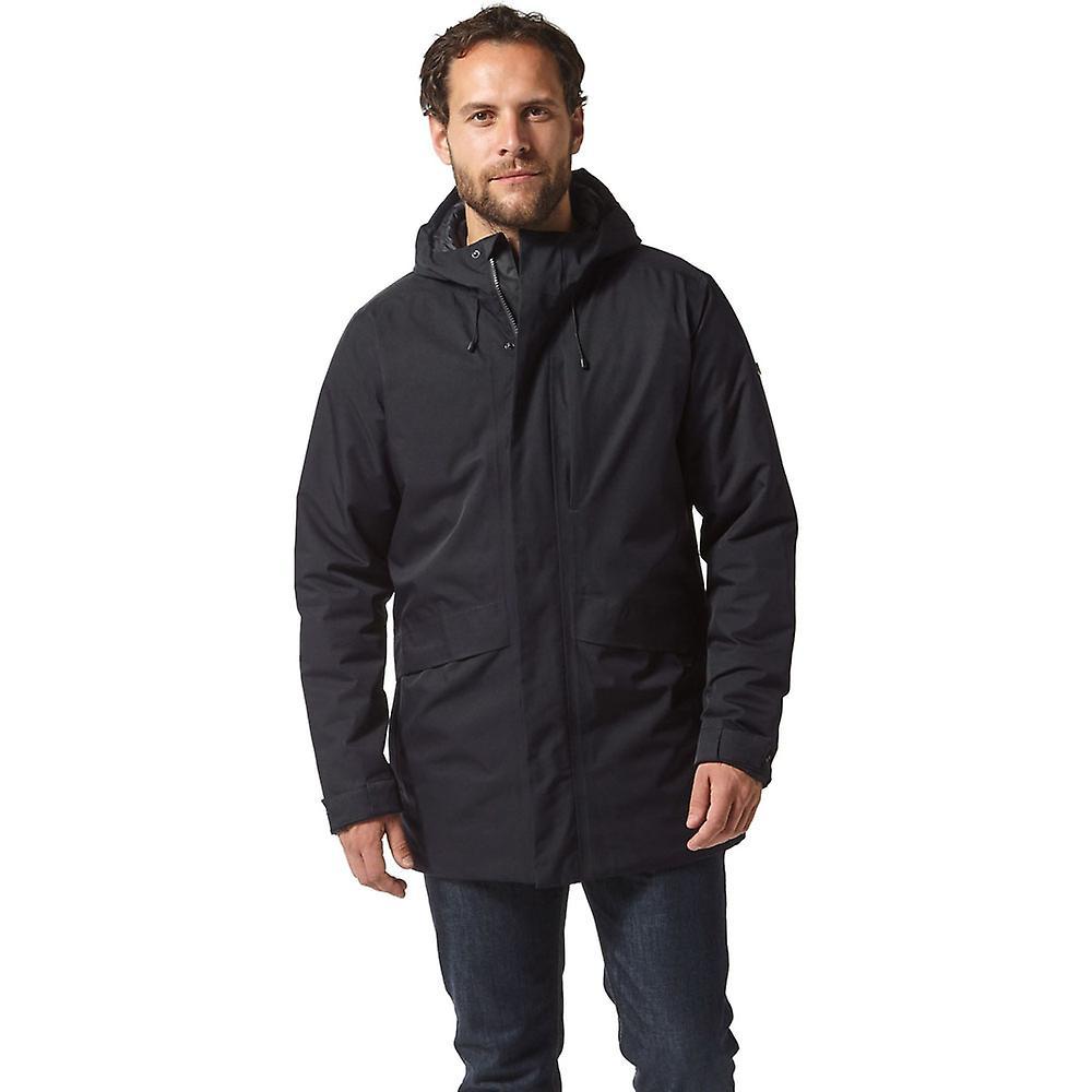 bcd024f6 Craghoppers Mens Struan Insulated Gore Tex Waterproof Jacket | Fruugo