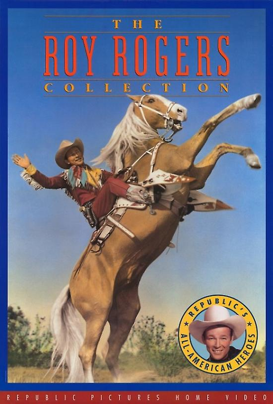 Roy rogers movie poster shop