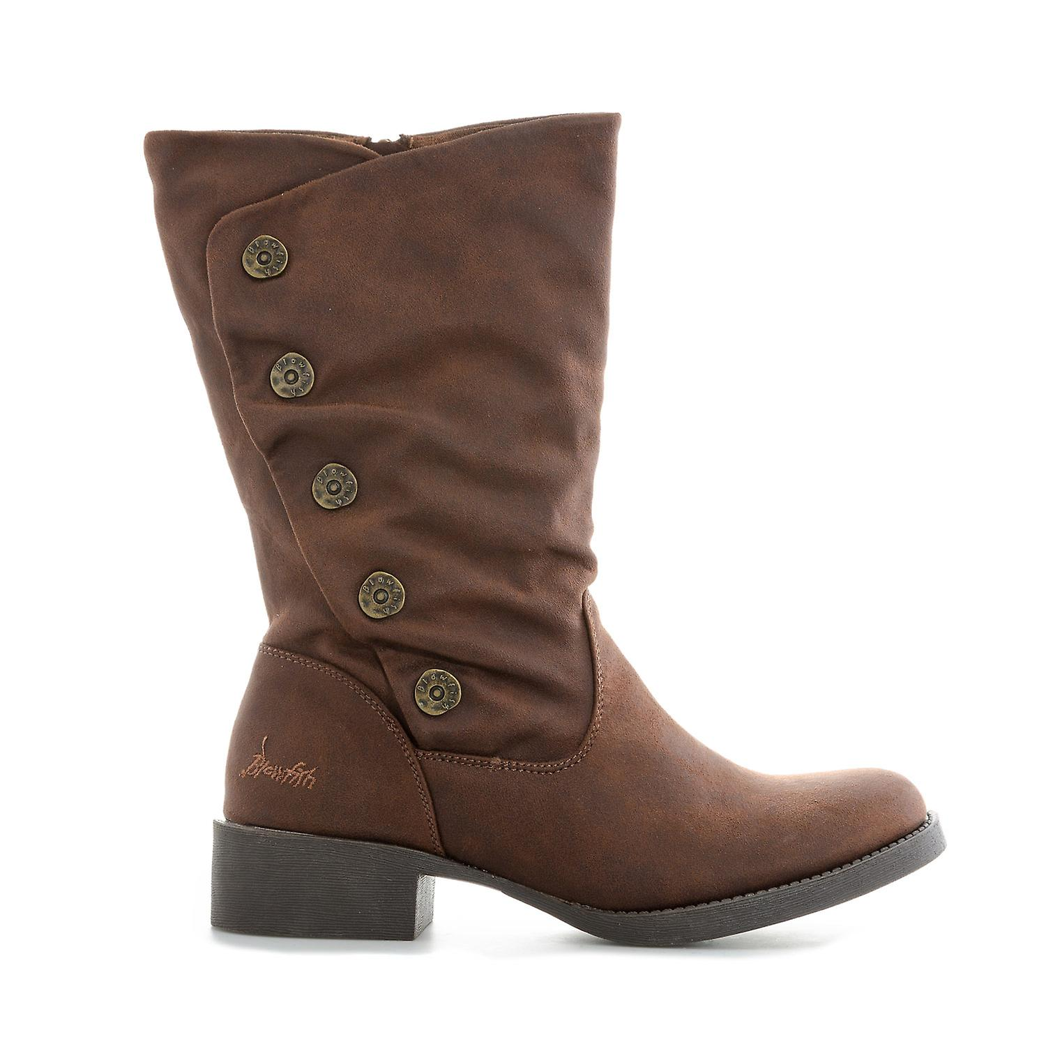 Womens Blowfish Malibu Keeda Boots In Tobacco