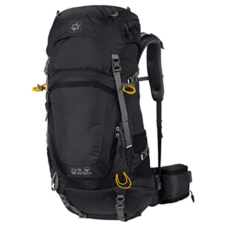 Jack Wolfskin Highland Trail 48 Backpack 74 Cm Black