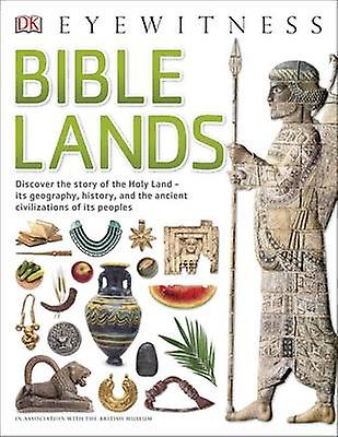 Bible Lands by DK - 9780241216576 Book   Fruugo