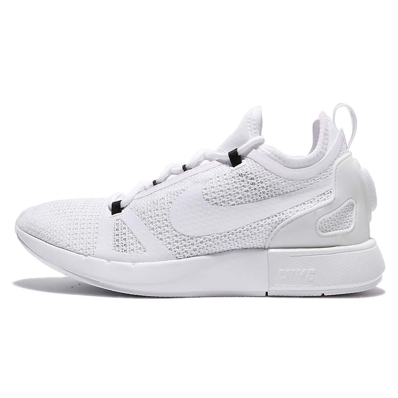 Nike kvinner duell Racer skinn lav toppen snøre kjører Sneaker