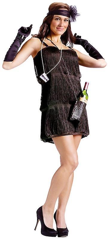 Bootleg Baby Flapper 20s Gangster Jazz Women Costume  sc 1 st  Fruugo & Bootleg Baby Flapper 20s Gangster Jazz Women Costume   Fruugo
