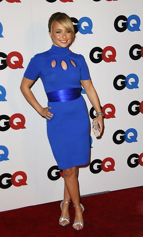 Hayden Panettiere At Arrivals For Gq Magazine 2006 Men Of The Year