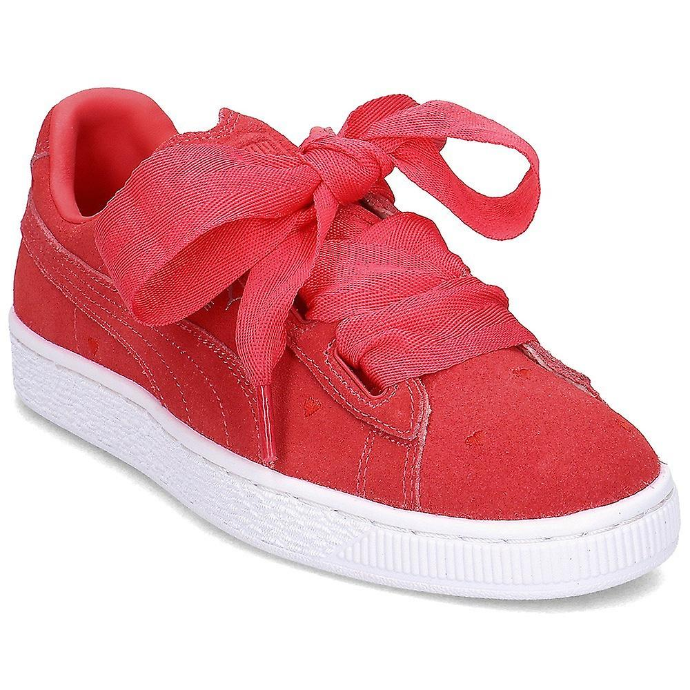 new styles 2ad4e 9ad51 Puma Heart Valentine 36513501 universal all year kids shoes