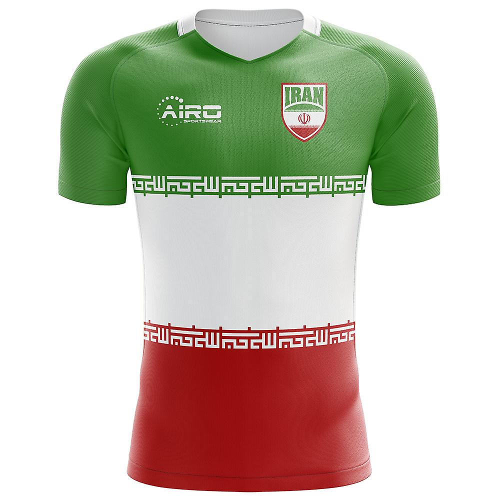43d87f0d971 2018-2019 Iran Flag Concept Football Shirt