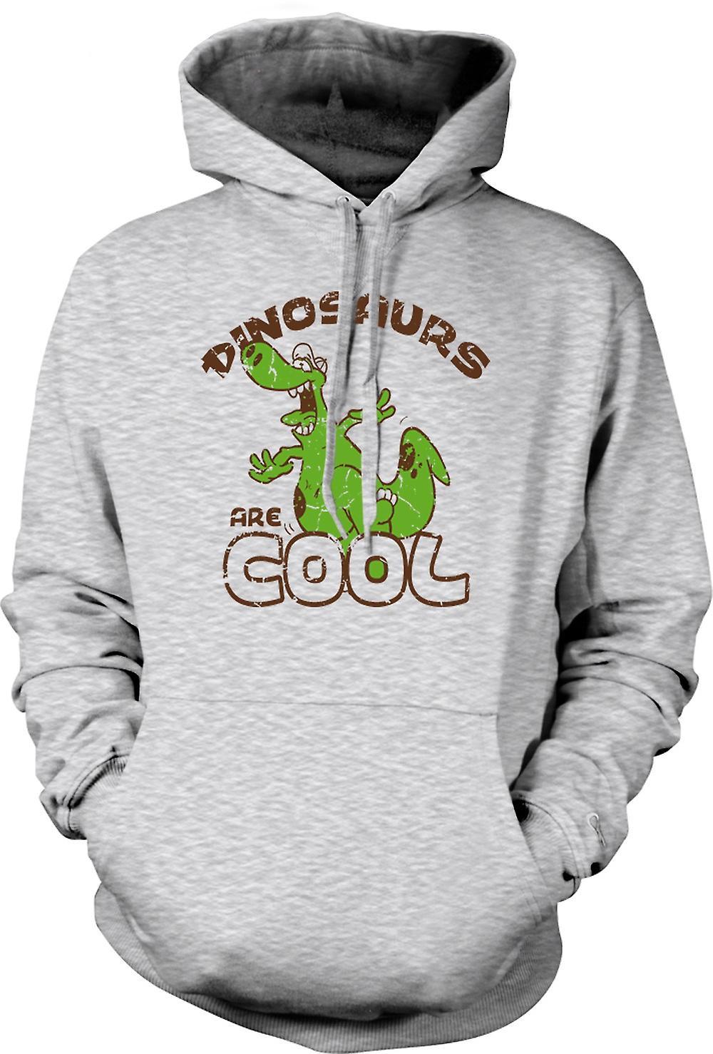 womens hoodie dinosaurier sind cool lustig fruugo. Black Bedroom Furniture Sets. Home Design Ideas