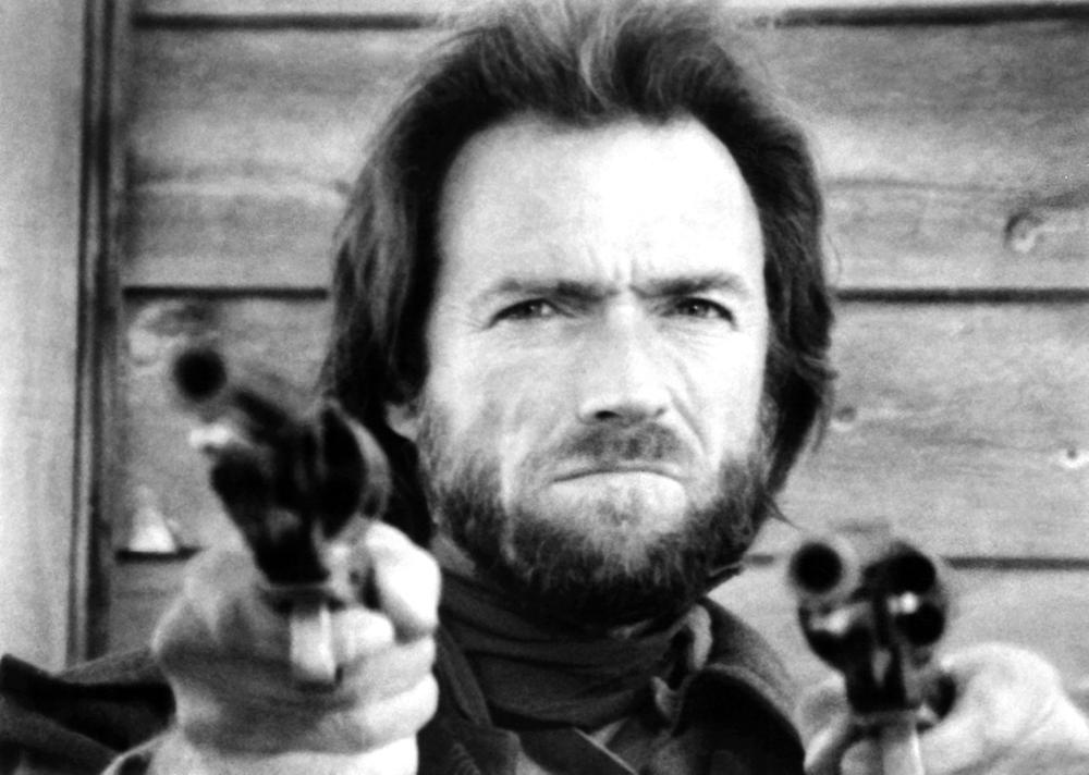 The Outlaw Josey Wales Portrait