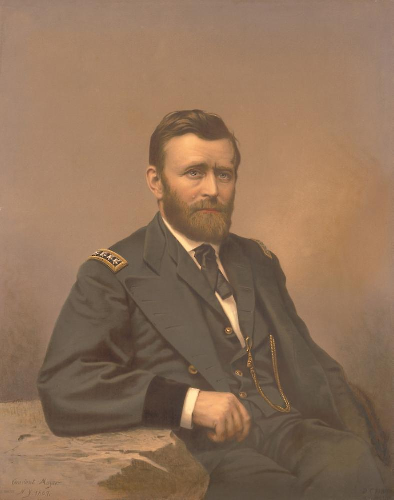 the different admirable qualities of general ulysses grant