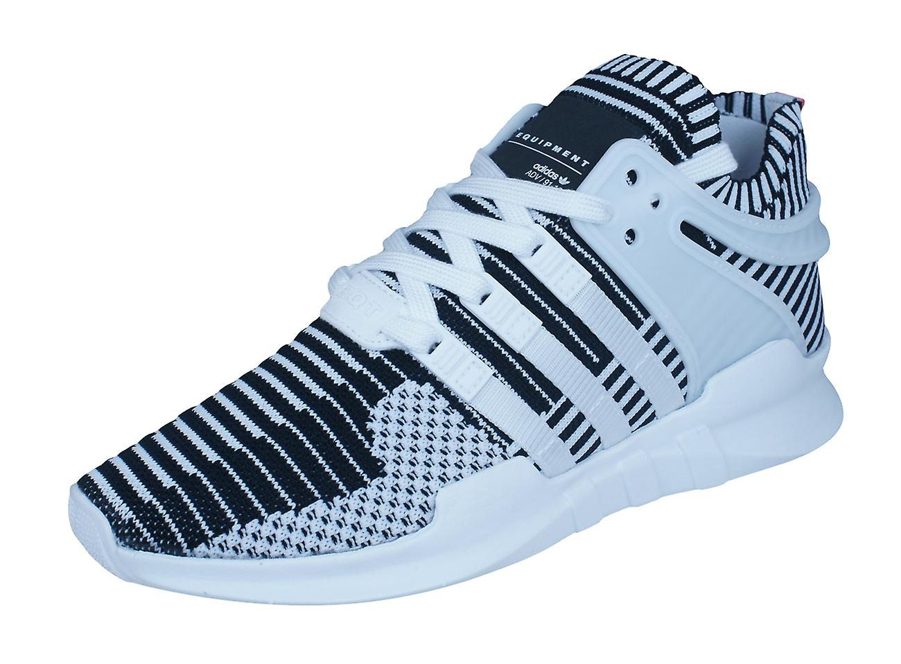 low priced 4c47a 00523 adidas Originals EQT Support ADV Primeknit Mens Trainers / Shoes - White