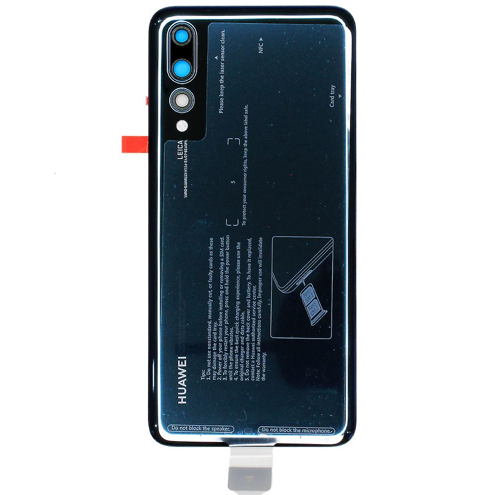 Genuine Blue Back Cover For Huawei P20 Pro