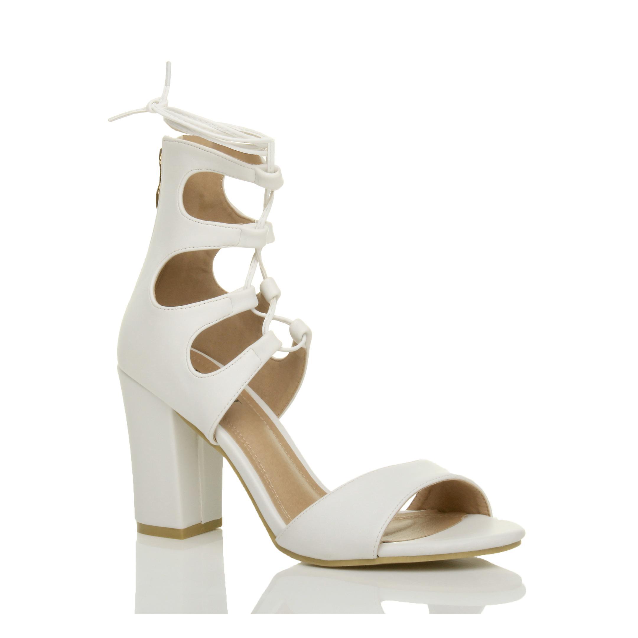 blokke sko ud