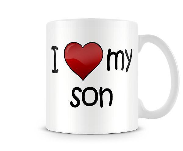 elsker min søn