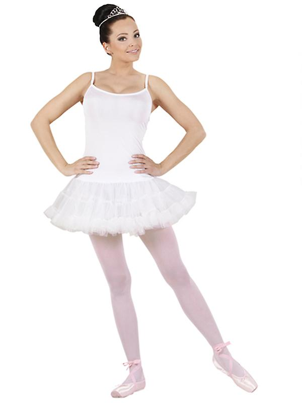 första kurs helt elegant otroliga priser Prima Ballerina - vita damer (Tutu Dress) | Fruugo Sverige