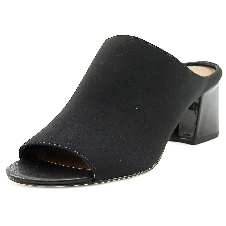10079df8487 Donald J Pliner Womens Ellis-LJ Leather Open Toe Casual Slide Sandals