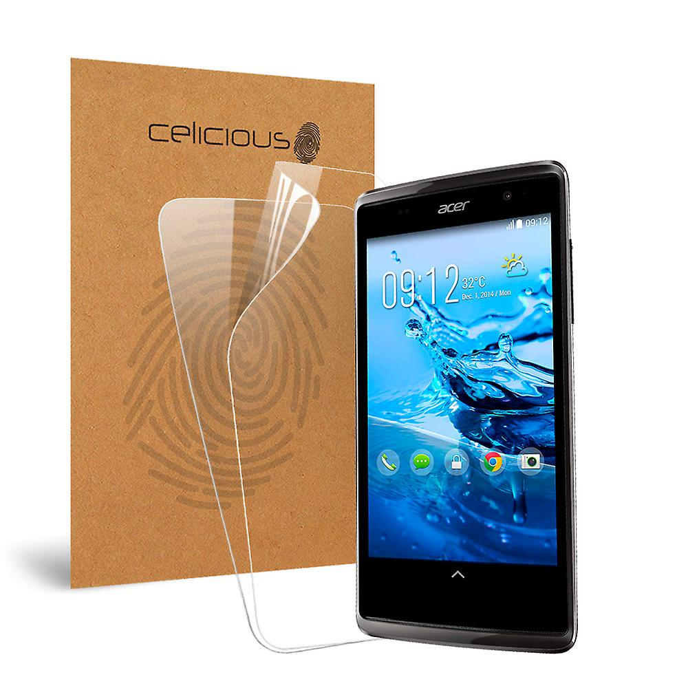 Celicious Vivid Invisible Screen Protector For Acer Liquid Z500 Pack Of 2