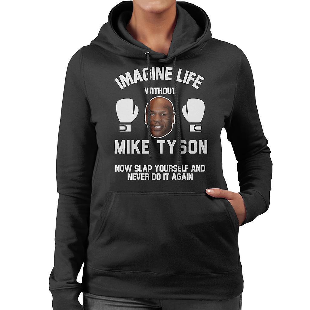 Hoodie Sweatjacket Mike Tyson