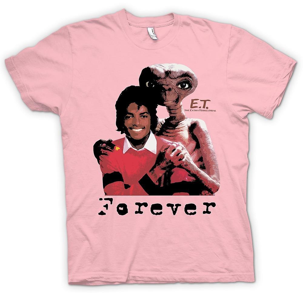 305fbdb1 Womens T-shirt - Et Michael Jackson - Forever Alien | Fruugo