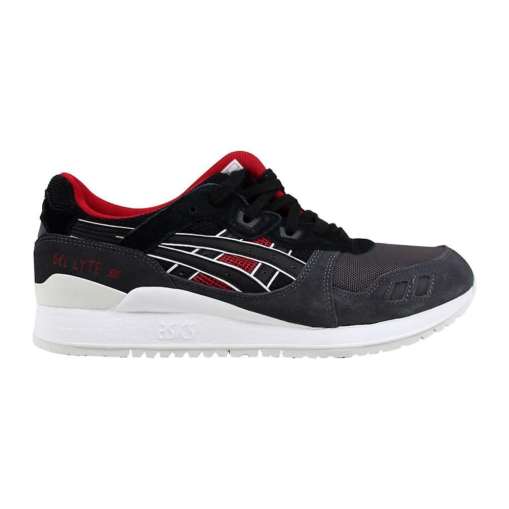 hot sale online eef7a 0b149 Asics Gel Lyte III 3 Black/Black H6X2L 9090 Men's