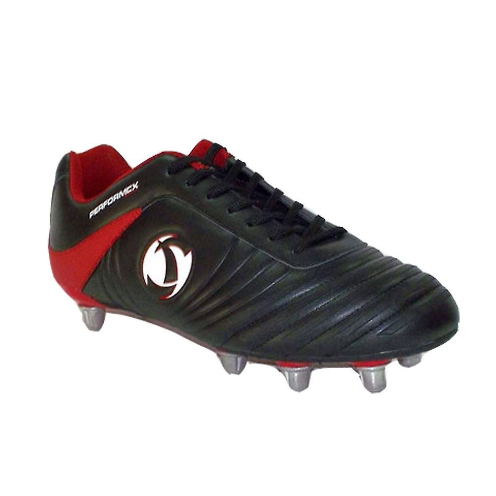 Samurai Katana Rugby Boots [blackred]