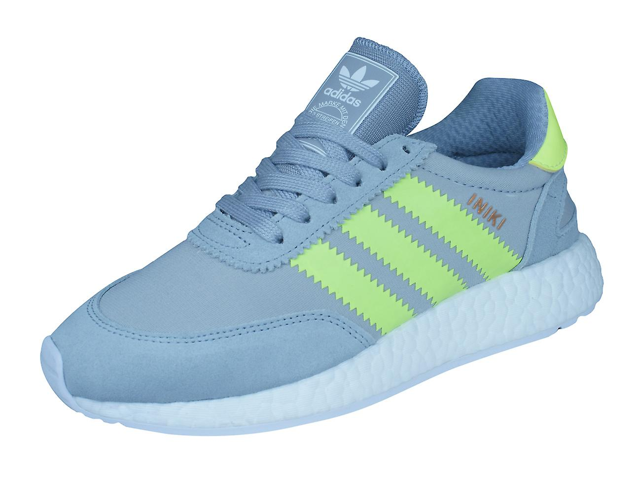 adidas Originals Iniki Runner I 5923 Womens Trainers Shoes Grey