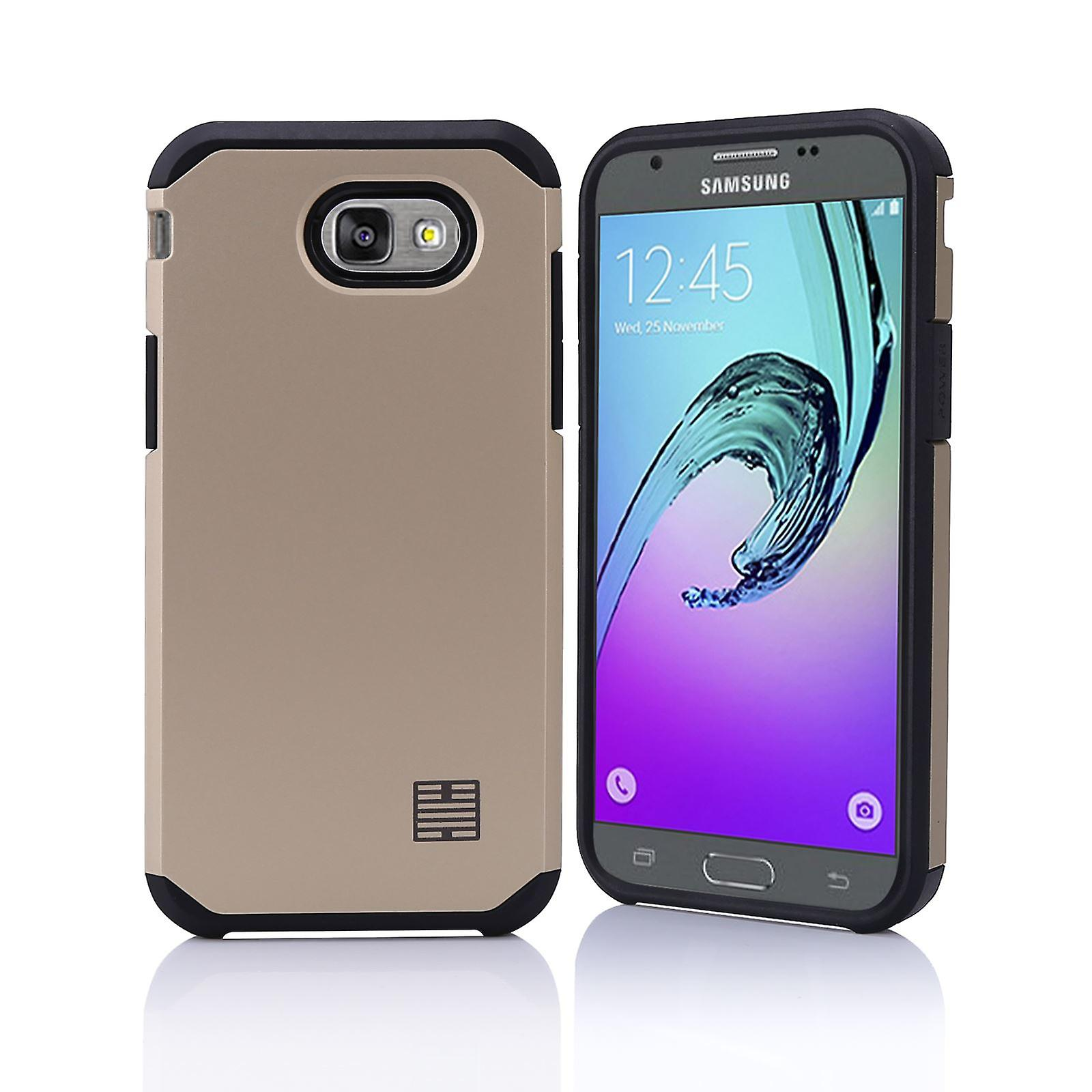 new arrival a44c3 38ed9 32nd Slim Armour case for Samsung Galaxy J3 2017 J327P - Gold (US only)