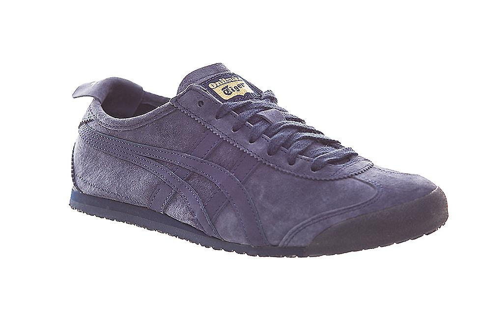 low priced 6e9b7 923ed ... where to buy asics onitsuka tiger mexico 66 mens real leather sneaker  purple 77675 e9365 ...