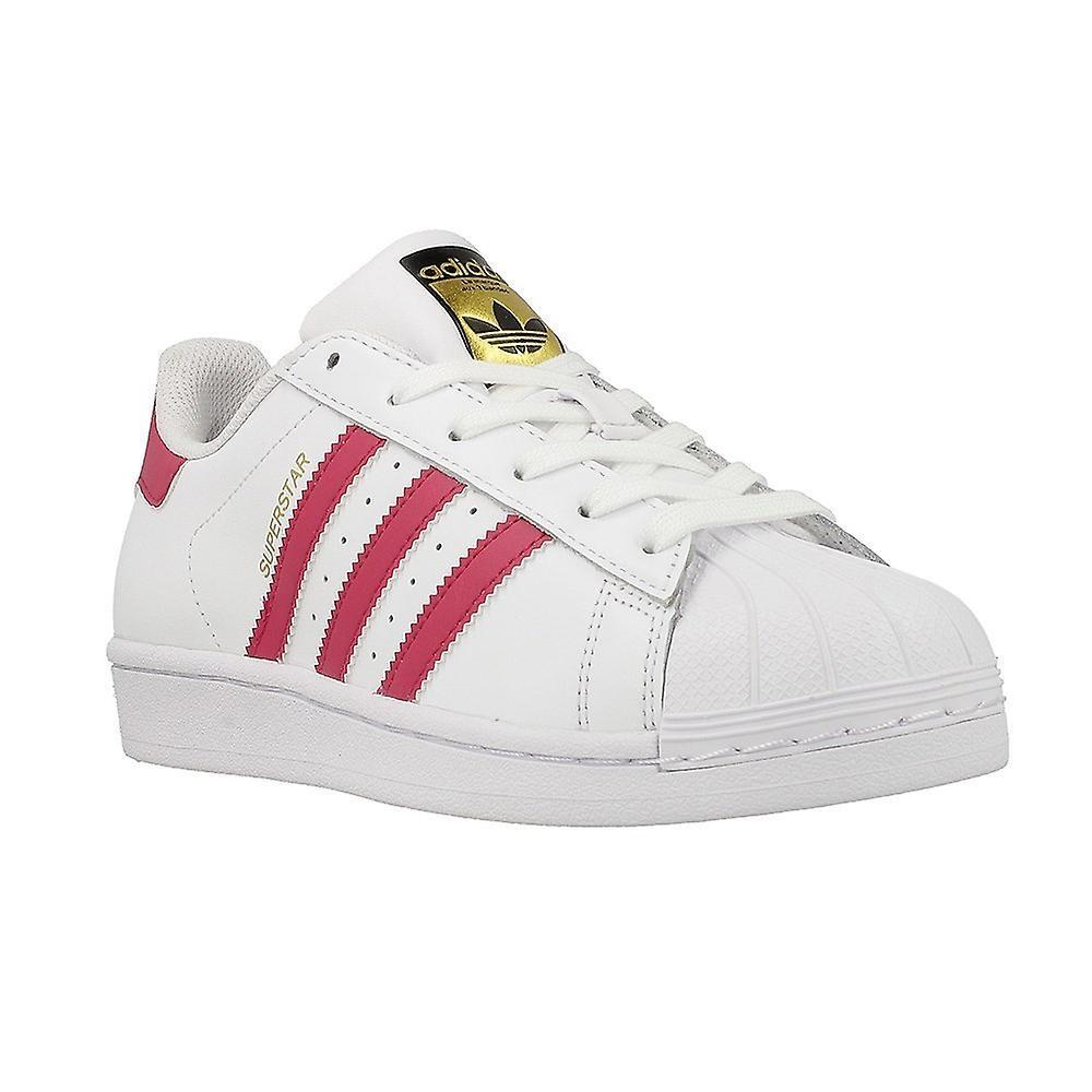 online store d8b27 9f760 Adidas Superstar Stiftung J B23644 Universal Kinder ganzjährig Schuhe