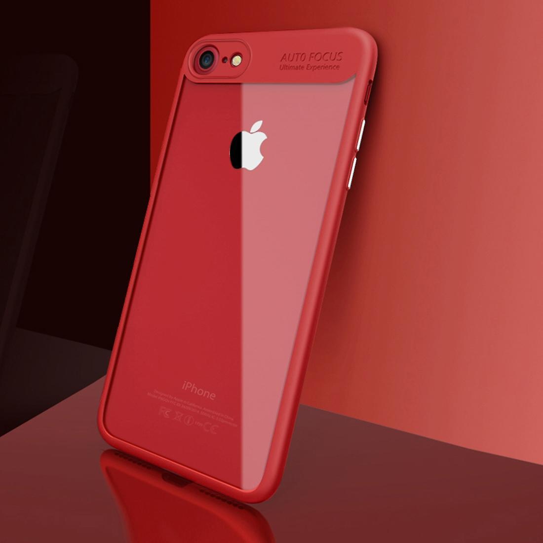 Ultra slim case för Apple iPhone 5   5s   SE telefon skydd röd  34fe62e6bc6fc