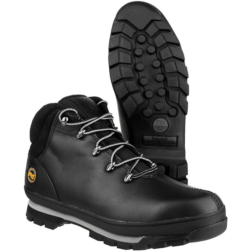 88df4d7ab7d Timberland Mens Splitrock PRO Lace up Leather Work Safety Boot