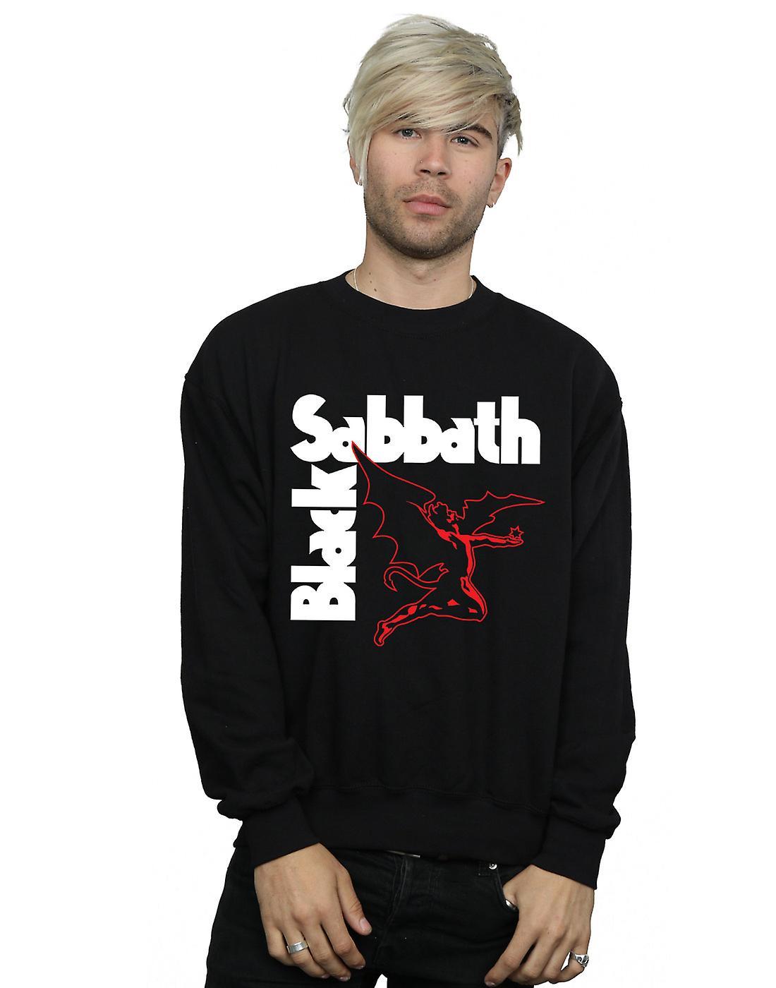 Black Sabbath Men/'s Creature Logo T-Shirt